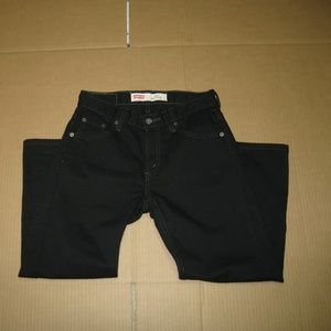 Levi's 550 Relaxed Fit Boys Size 8 Husky Jeans